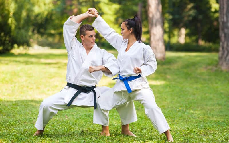 Martial Arts Lessons for Adults in Campbell CA - Outside Martial Arts Training
